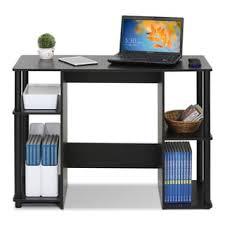 Small Espresso Desk Porch Den East Wanamaker Compact Espresso Computer Desk