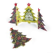 sizzix winter wishes collection thinlits die