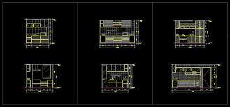 Autocad For Kitchen Design by Kitchen Design Template U2013 Cad Design Free Cad Blocks Drawings