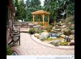 perfect backyard landscaping ideas with pool moon garden arizona