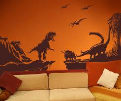 vinyl wall decal sticker dinosaur world gfoster170