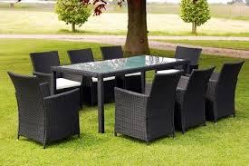tavoli da giardino rattan mobili da giardino in rattan sintetico design attuale e facile
