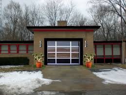 Miller Overhead Door by Insulated Glass Garage Doors Modern Simple Sizes S F White