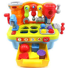 Toddler Tool Benches - amazon com little engineer multifunctional kids musical learning