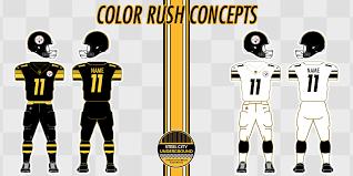 steelers color jersey confirmed steel city underground