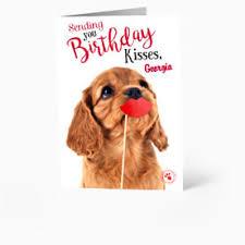 moonpig personalised birthday cards