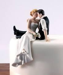 wedding cake figurines food photos