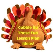 thanksgiving teaching resources and lesson plans for fall