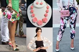 floral accessories 10 charming ways to go with floral accessories