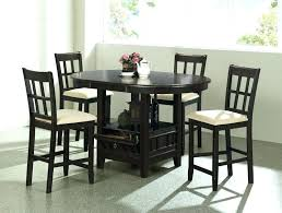 counter height dining table with storage counter table with storage counter table w storage 2 counter height