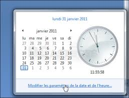 afficher l horloge sur le bureau windows 7 installer horloge sur bureau 28 images horloge rimwood black