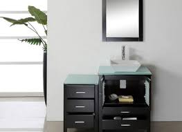 transitional 48 single sink bathroom vanity set grey 46 bathroom