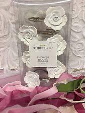 threshold cottage floral shower curtains ebay