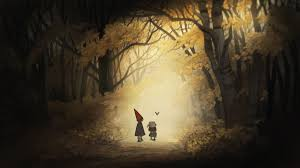 tagged with over the garden wall animation world network