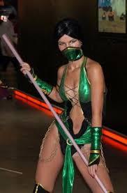 Skarlet Mortal Kombat Halloween Costume Caeley Setta Caemichelle