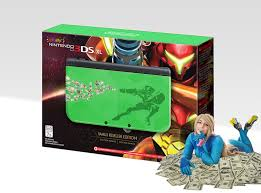black friday 3ds amazon shipping reddit samus edition new nintendo 3ds xl hardware arrives 9 15 at select