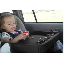 car seat tables ba car safety seat snack play lap tray portable table kids baby trend car seat base