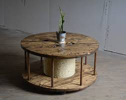 Wire Spool Table Reclaimed Wire Spool Etsy