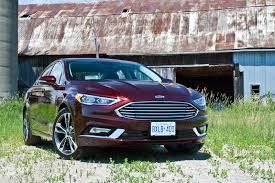 Ford Fusion Vs Honda Accord Reliability 2017 Ford Fusion Review Autoguide Com News