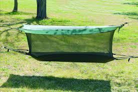 amazon com texsport wilderness hammock with mosquito netting