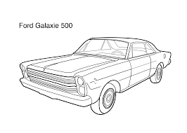 ford mustang high power coloring page mustang coloring pages