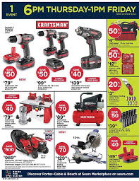 home depot black friday toolbox sears black friday 2015 tool deals