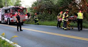 hn video driver entrapped after jeep rolled over into woods
