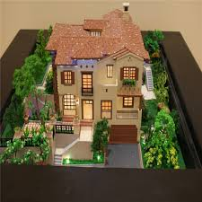 Making House Plans 3d Rendering Building Model Making With Residential House Plans