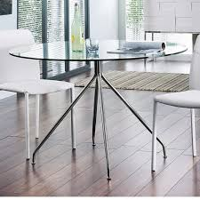 Small Glass Dining Table And 4 Chairs Create Modern Dining Room With Glass Dining Table