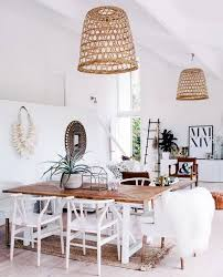the modern dining room for the fashionable domino