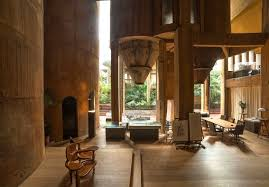 architect turns old cement factory into incredible fairytale home