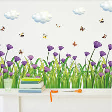 Butterfly Wall Decals For Nursery by Online Get Cheap Purple Nurseries Aliexpress Com Alibaba Group