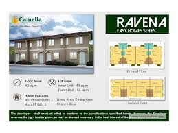 camella homes dumaguete house for sale ravena model cebuclassifieds