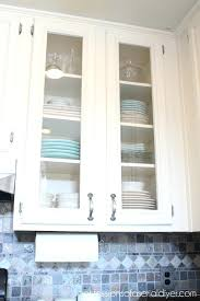 Home Depot Kitchen Cabinet Doors Only - adding glass to kitchen cabinet doors glass cabinet doors only