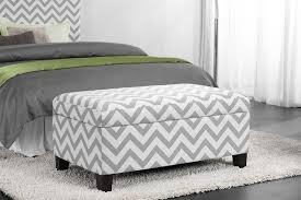 ottomans velvet ottoman round grey bench for bedroom walmart