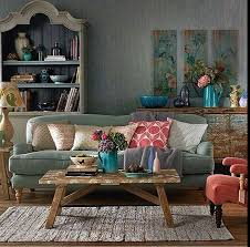 Eclectic Living Room With Builtin Bookshelf  Interior Wallpaper - Ballard designs sofas