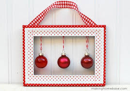 How To Make Christmas Decorations At Home Easy 25 Handmade Christmas Decorations The 36th Avenue