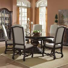dinning dining room chairs round dining table and chairs white