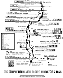 Portland Bike Map by Stp Services Map 2012 Seattle Bike Blog