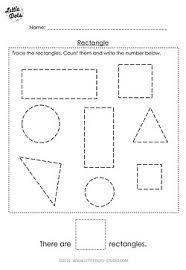 free preschool math printables little dots education