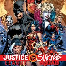 Justice League Justice League Vs Squad 2016 2017 Digital Comics Eu