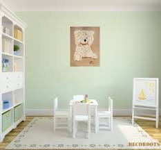 tableau chambre bébé chambre enfant bébé decoroots