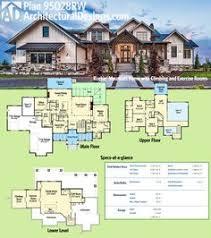 5 Bedroom Floor Plans With Basement House Plan 5445 00183 Luxury Plan 7 670 Square Feet 5 Bedrooms