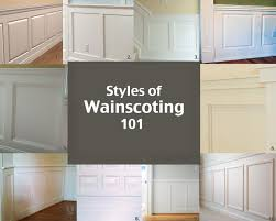 Trim Styles Decor Wainscoting Pictures Is A Stylish Way To Add Interest To