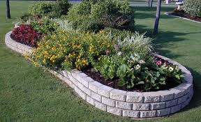 37 creative lawn and garden edging ideas with images planted