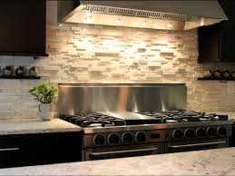 slate backsplash in kitchen interior amazing picture of stone backsplash for kitchen right