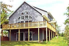 lakefront home designs all american dream homes custom builders 888 582 4421