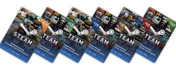 steam gift cards online steam digital gift cards are now available online oc3d net