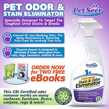 amazon com pet odor and stain remover eliminator neutralizes