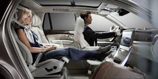 volvo head office south africa new volvo xc90 interior concept pampers the passenger
